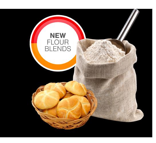 Image of Flour Blends