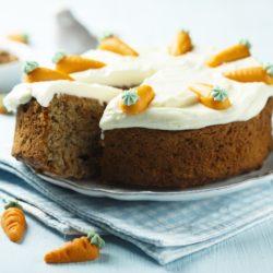 Carrot Cake Vegan Blend