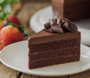Fudge Cake Vegan Blend