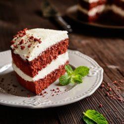 Red Velvet Cake Vegan Blend